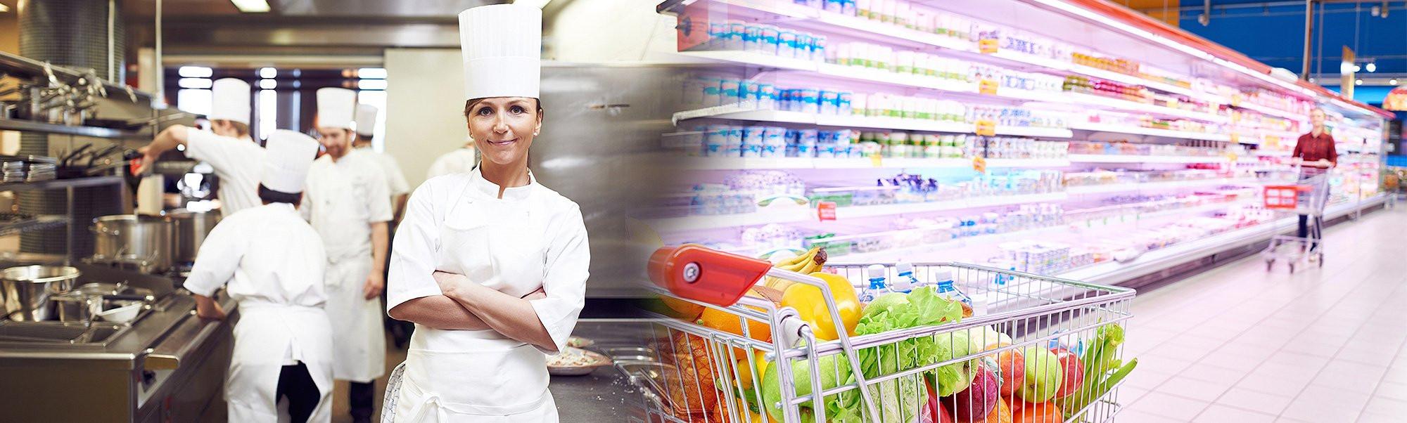WSZECHSTRONNOŚĆ Obsługujemy rynek gastronomiczny i detaliczny